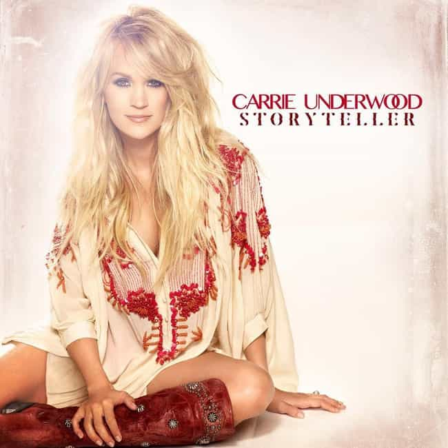 Storyteller is listed (or ranked) 2 on the list The Best Carrie Underwood Albums, Ranked