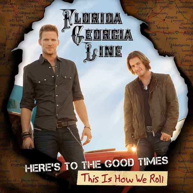 Here's to the Good Times is listed (or ranked) 1 on the list The Best Florida Georgia Line Albums, Ranked