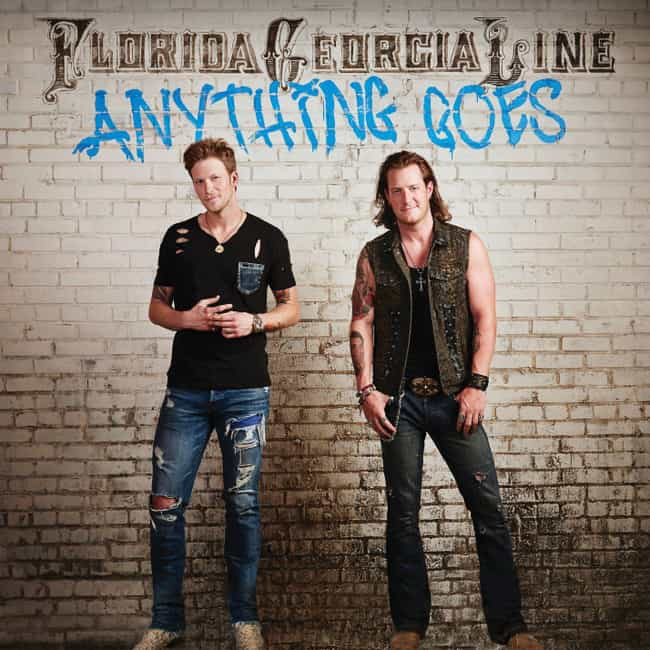 Anything Goes is listed (or ranked) 3 on the list The Best Florida Georgia Line Albums, Ranked