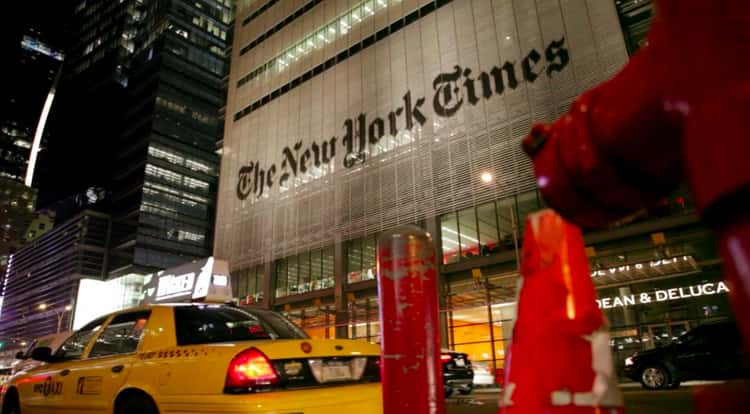 'The New York Times' Began To Unravel Head's Story
