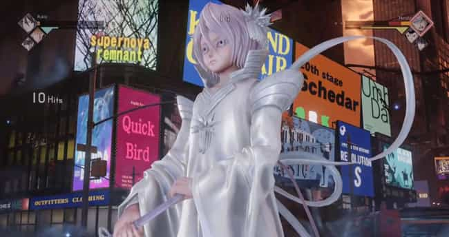 Bankai: White Haze Punishment ... is listed (or ranked) 4 on the list The Best 'Jump Force' Ultimate Attacks
