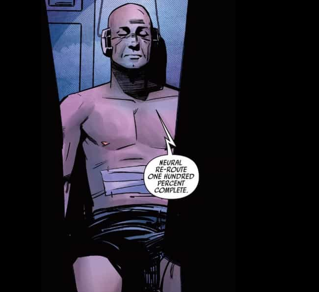 Lobot's Origin Story Is Incred... is listed (or ranked) 2 on the list Unbelievable Revelations About The 'Star Wars' Canon From The Official Comics