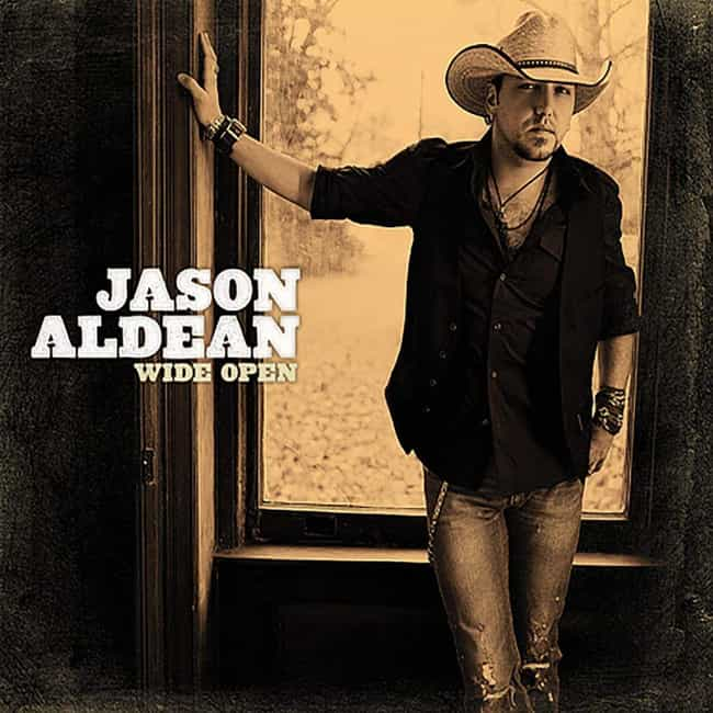 Wide Open is listed (or ranked) 4 on the list The Best Jason Aldean Albums, Ranked