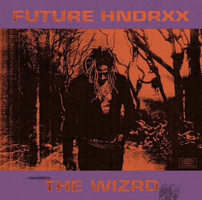 The WIZRD is listed (or ranked) 4 on the list The Best Future Albums, Ranked