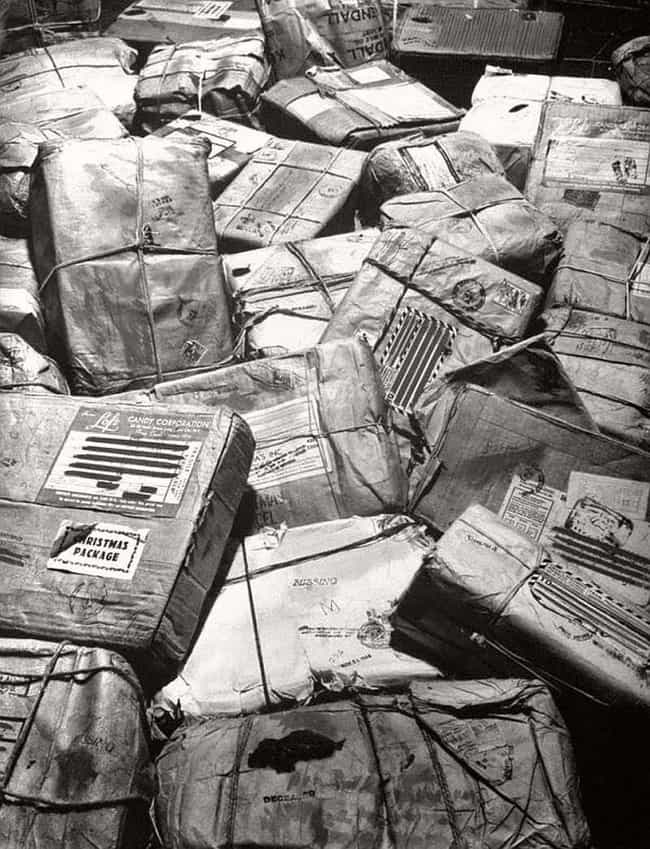 Undeliverable Christmas Presen... is listed (or ranked) 3 on the list Fascinating Photos That Show The Human Side Of WWII