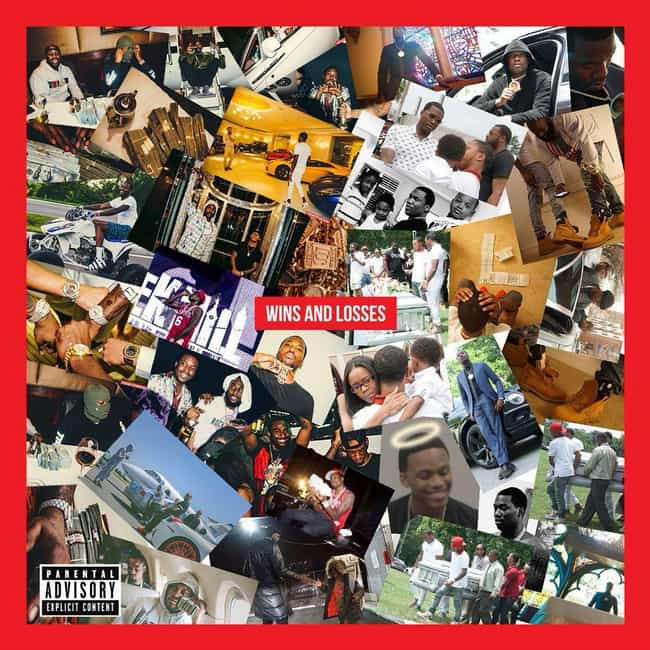 Wins & Losses is listed (or ranked) 4 on the list The Best Meek Mill Albums, Ranked