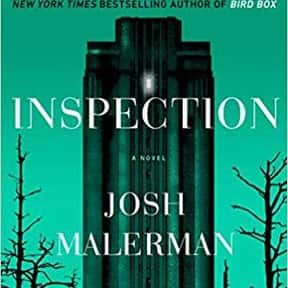 Inspection: A Novel is listed (or ranked) 2 on the list The Best Horror Novels of 2019