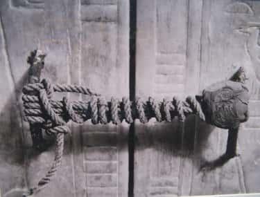 1922: The Seal Of King Tutankhamun's Tomb