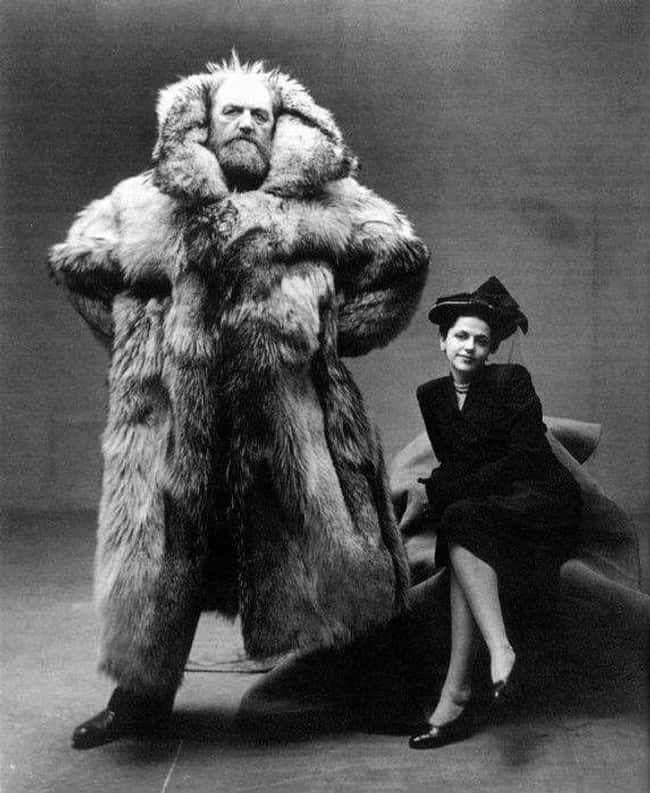 1947: Arctic Explorer Peter Fr is listed (or ranked) 15 on the list Utterly Fascinating Photos That Weren't In Your History Textbooks