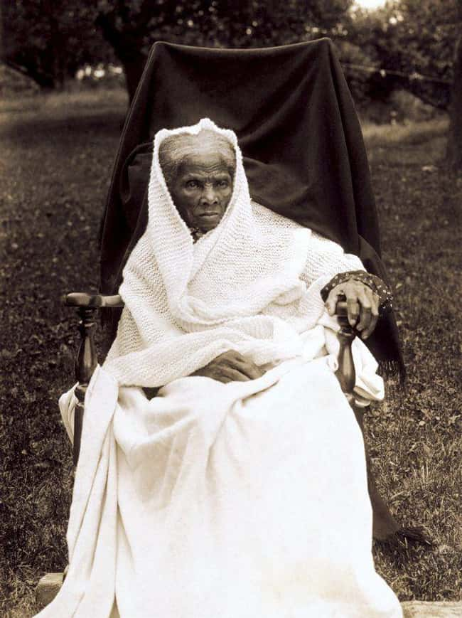 1911: Harriet Tubman At 89 Yea is listed (or ranked) 14 on the list Utterly Fascinating Photos That Weren't In Your History Textbooks