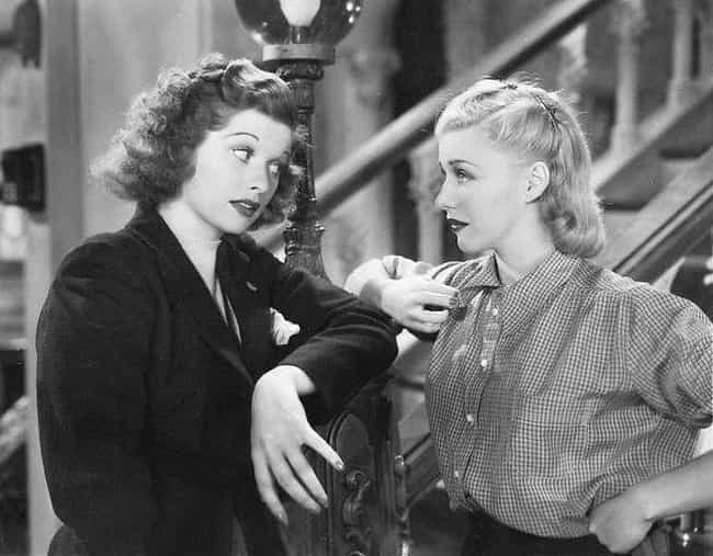 Chesterfield Used Her Li... is listed (or ranked) 3 on the list How Lucille Ball Went From Rags To Riches Through Pure Hustle And Red Hair Dye