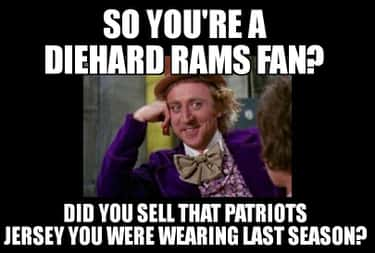 Memes For Rams Haters Ranked