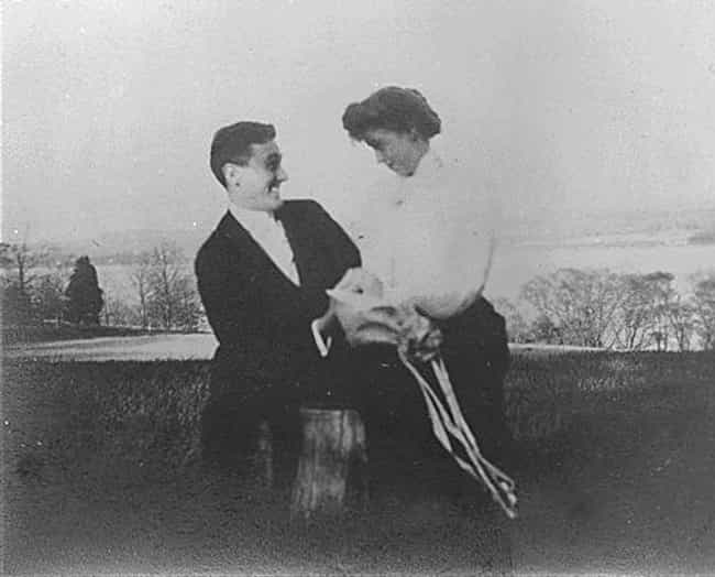 They Were Distant Cousins Who ... is listed (or ranked) 1 on the list What Was Franklin And Eleanor Roosevelt's Relationship Really Like?