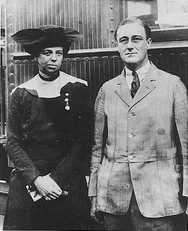 Their Romantic Relationship En is listed (or ranked) 2 on the list What Was Franklin And Eleanor Roosevelt's Relationship Really Like?