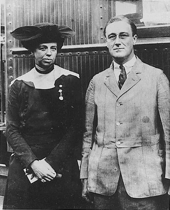 Their Romantic Relationship En... is listed (or ranked) 2 on the list What Was Franklin And Eleanor Roosevelt's Relationship Really Like?