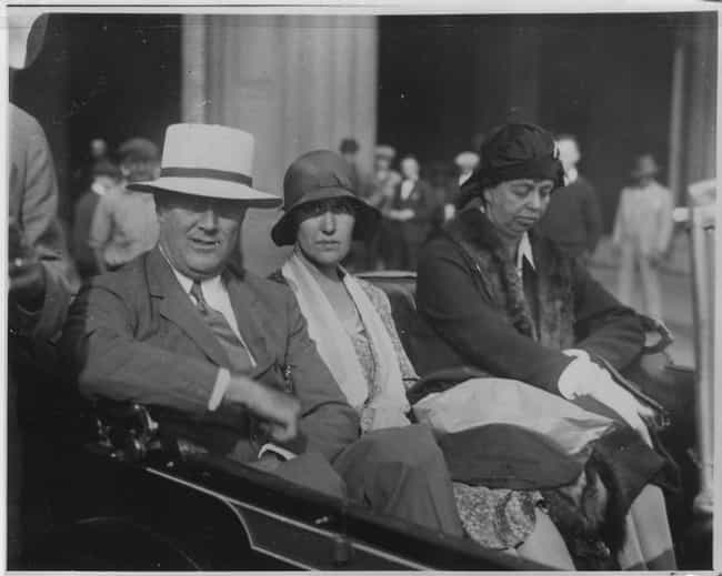 Franklin May Have Had A Decade... is listed (or ranked) 4 on the list What Was Franklin And Eleanor Roosevelt's Relationship Really Like?