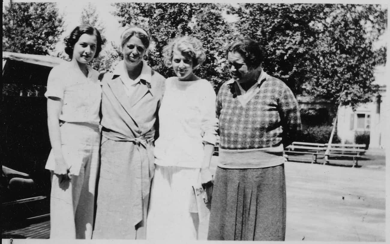 Lorena Hickok May Have Been El is listed (or ranked) 3 on the list What Was Franklin And Eleanor Roosevelt's Relationship Really Like?