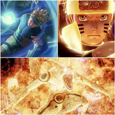 Naruto Uzumaki is listed (or ranked) 1 on the list The Most Dramatic 'Jump Force' Transformations