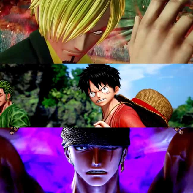 The Straw Hat Pirates is listed (or ranked) 3 on the list The 20 Best 'Jump Force' Dream Teams
