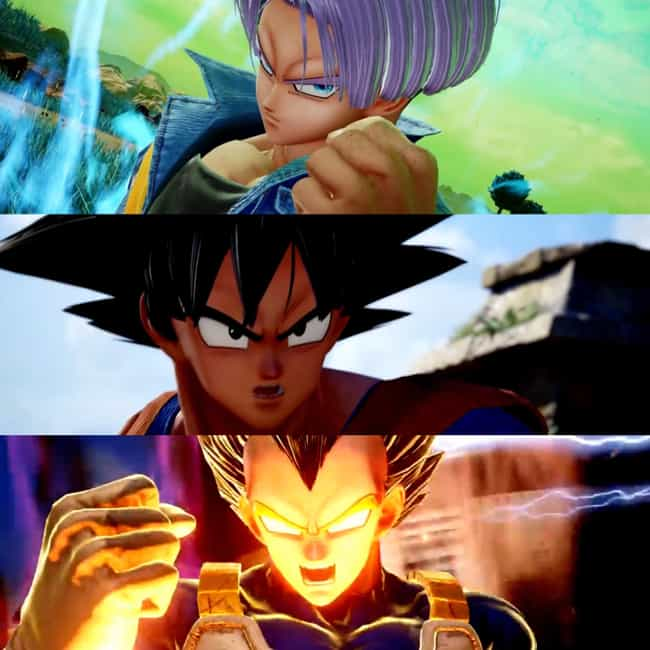 Team Saiyan is listed (or ranked) 6 on the list The 20 Best 'Jump Force' Dream Teams