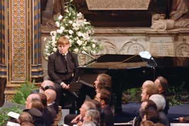 He Performed A Tribute At Princess Diana's Funeral