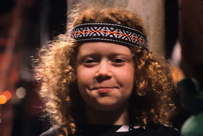 She Was A Child Actor And Mode... is listed (or ranked) 1 on the list The Rise, Fall, And Rebirth Of Natasha Lyonne