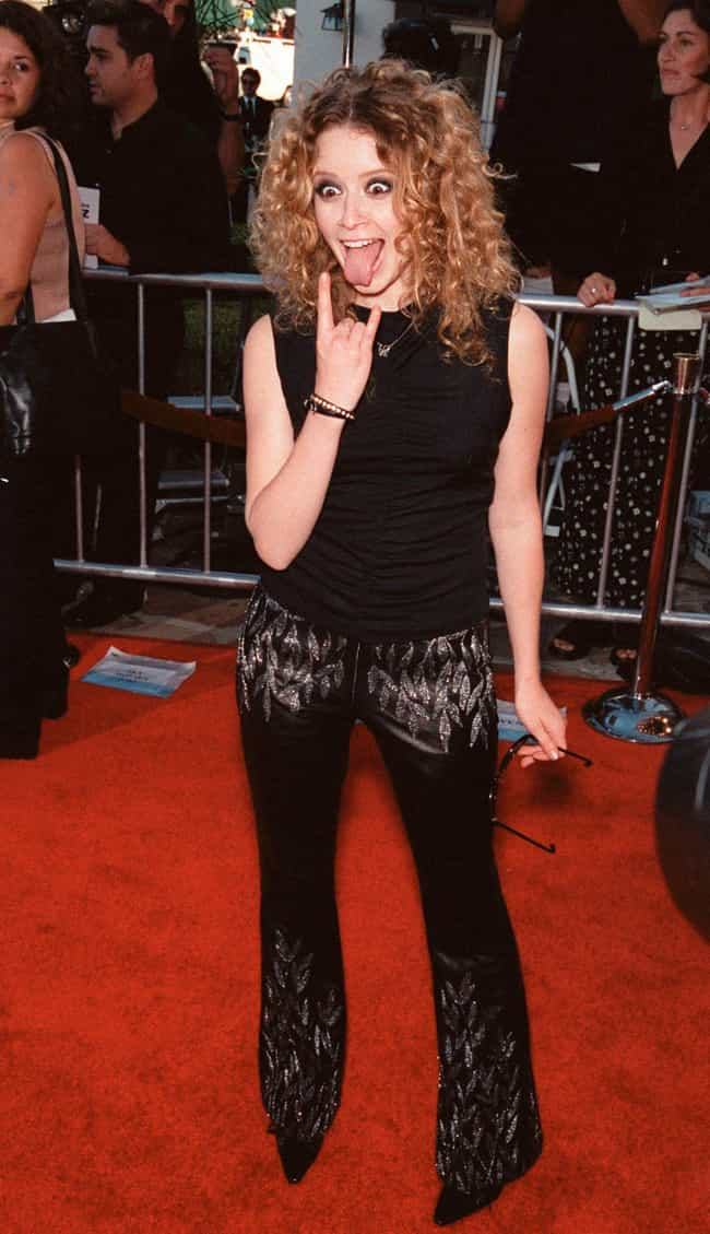She Was Kicked Out Of High Sch... is listed (or ranked) 2 on the list The Rise, Fall, And Rebirth Of Natasha Lyonne