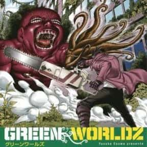 Green Worldz is listed (or ranked) 7 on the list The Best Post-Apocalyptic Manga