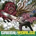 Green Worldz is listed (or ranked) 8 on the list The Best Post-Apocalyptic Manga