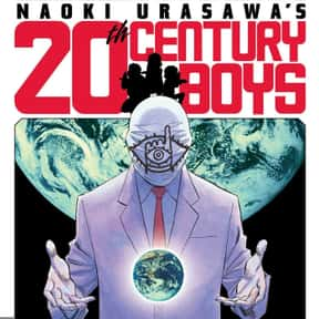 20th Century Boys is listed (or ranked) 17 on the list The Best Post-Apocalyptic Manga