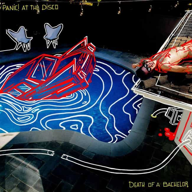 Death of a Bachelor is listed (or ranked) 1 on the list The Best Panic! at the Disco Albums, Ranked