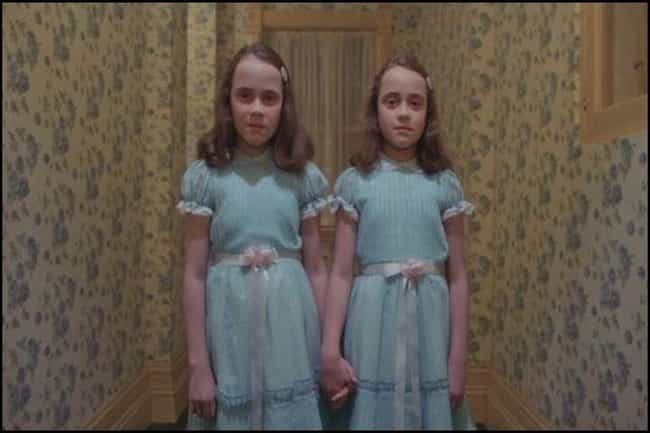 The Grady Twins In 'The ... is listed (or ranked) 4 on the list The 17 Creepiest Kids In Supernatural Horror Films