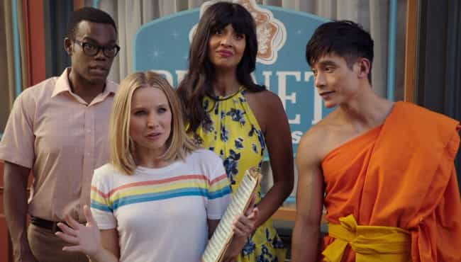 Pandemonium (The Good Place)  is listed (or ranked) 3 on the list The Best Single Episodes of Television in 2019