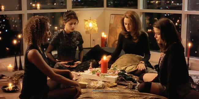 The Production Team Hire... is listed (or ranked) 6 on the list Behind-The-Scenes Stories From 'The Craft'