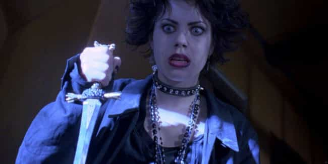 Rumors Claimed Fairuza Balk Wa... is listed (or ranked) 3 on the list Behind-The-Scenes Stories From 'The Craft'