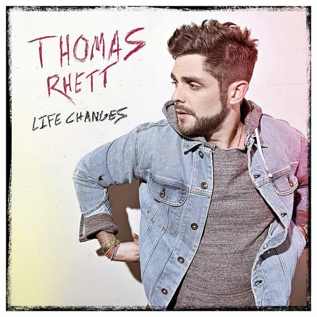 Life Changes is listed (or ranked) 3 on the list The Best Thomas Rhett Albums, Ranked