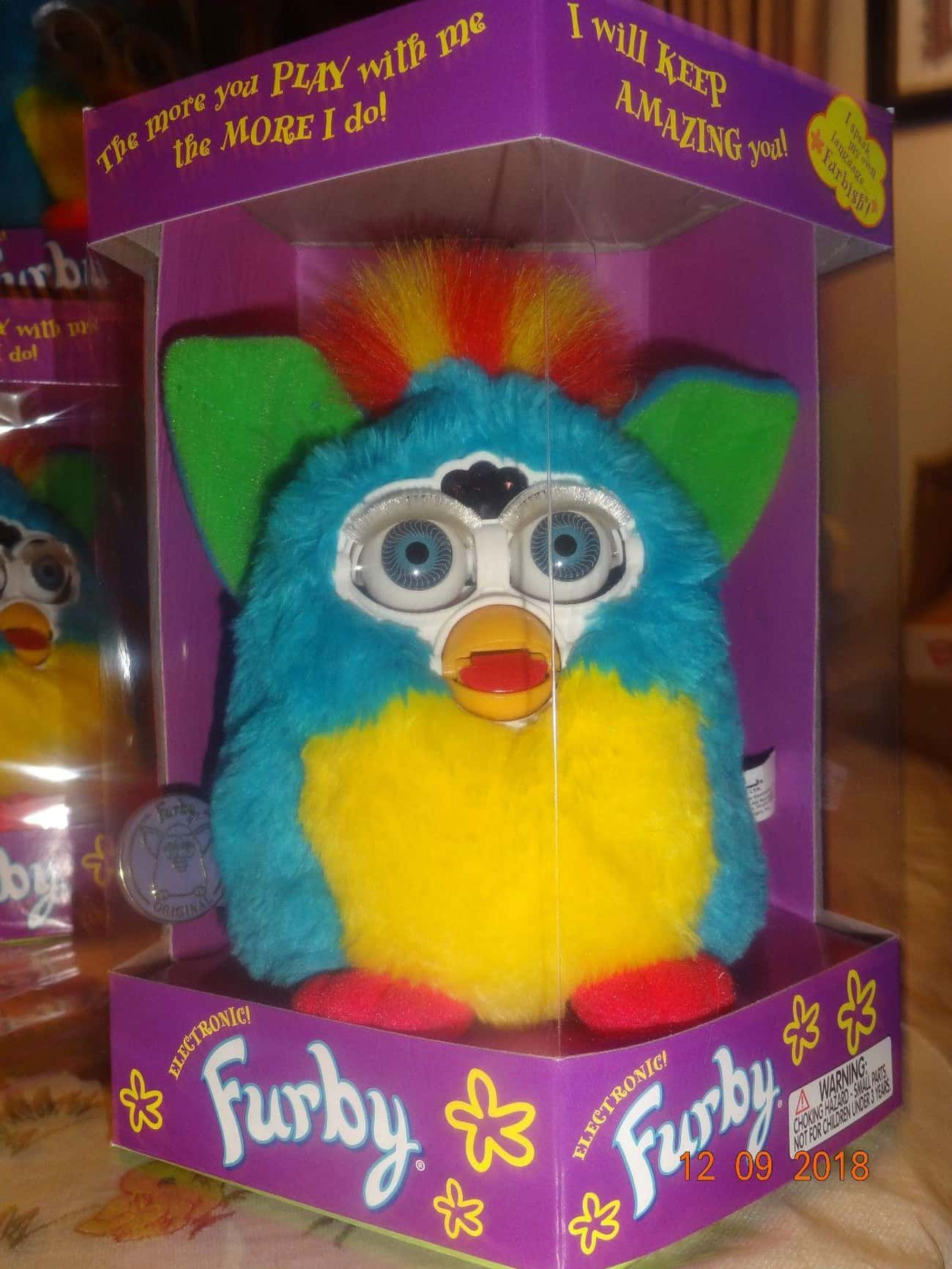 Kid Cuisine Furby: $515 is listed (or ranked) 1 on the list Furbies That Are Worth A Ton Of Money Now