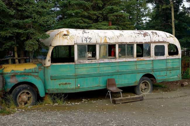 The Trail To The Abandoned Bus... is listed (or ranked) 4 on the list Everything That Had To Go Wrong For Chris McCandless To Meet His Fate