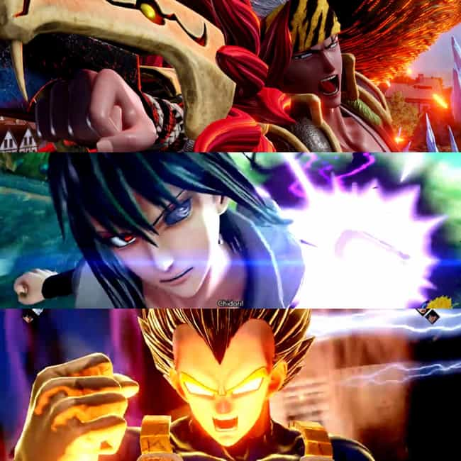 Team Rivals is listed (or ranked) 4 on the list The 20 Best 'Jump Force' Dream Teams