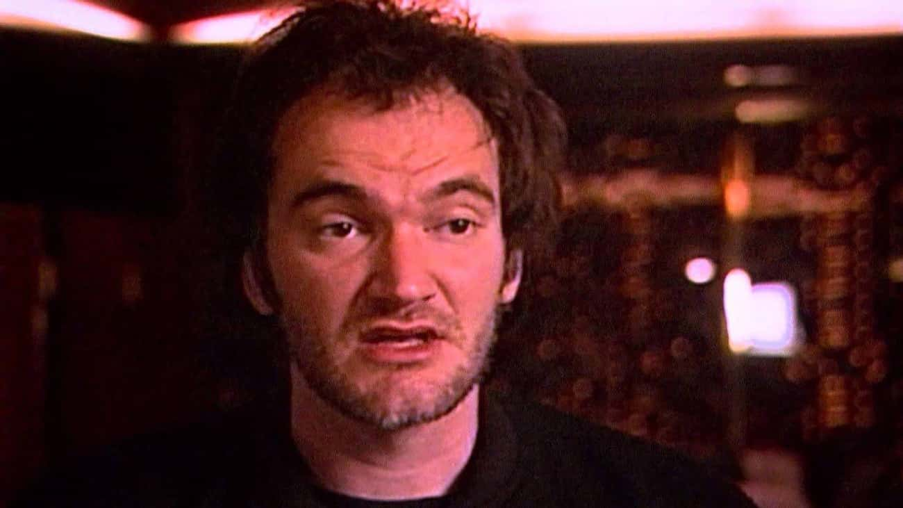 Quentin Tarantino Trashed The  is listed (or ranked) 1 on the list Behind The Scenes Of 'Natural Born Killers'