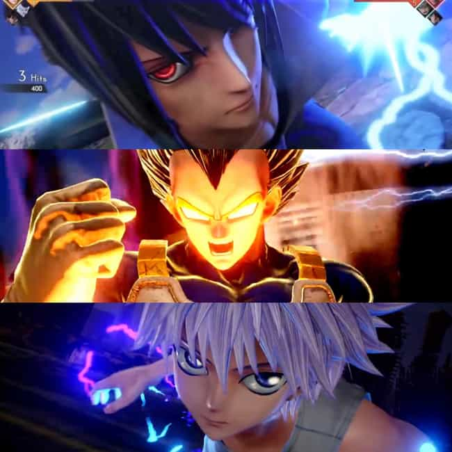 Team Other Half  is listed (or ranked) 2 on the list The 20 Best 'Jump Force' Dream Teams