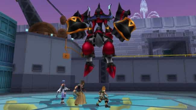 Radiant Garden/Hollow Bastion is listed (or ranked) 4 on the list The Best Kingdom Hearts Worlds