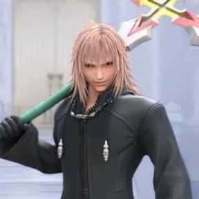 Marluxia is listed (or ranked) 21 on the list The Best To Worst Kingdom Hearts Characters