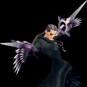Xigbar is listed (or ranked) 15 on the list The Best To Worst Kingdom Hearts Characters