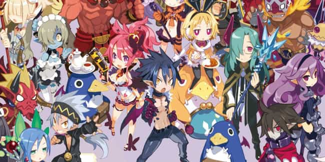 Disgaea 5 Complete is listed (or ranked) 2 on the list The 15 Best Anime Games For Nintendo Switch