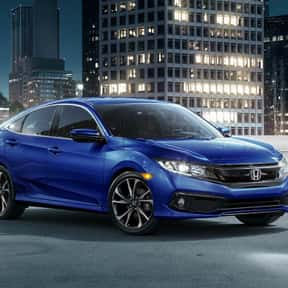 Honda Civic is listed (or ranked) 25 on the list The Best Cars of 2019