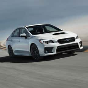 Subaru WRX is listed (or ranked) 17 on the list The Best Cars of 2019