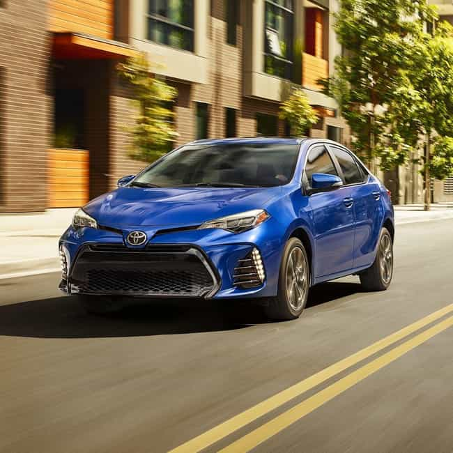 Toyota Corolla is listed (or ranked) 2 on the list The Best 2019 Cars Under $20,000