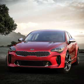 Kia Stinger is listed (or ranked) 15 on the list The Best Cars of 2019