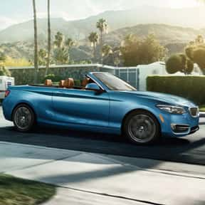 BMW 2 Series is listed (or ranked) 23 on the list The Best Cars of 2019